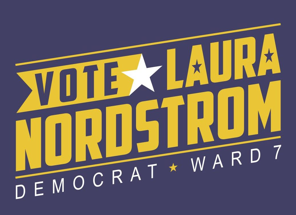 Laura Nordstrom for Kingston Common Council